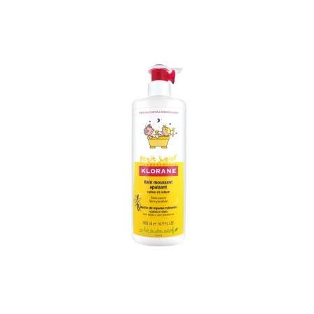Petit Junior Bain moussant apaisant - 500 ml