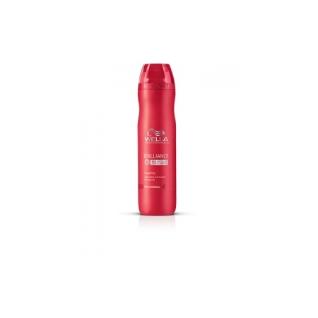 Brillance Shampooing cheveux fins à normaux - 250 ml - Wella