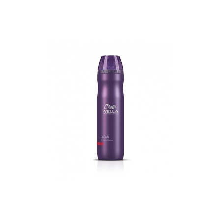 Balance Shampooing Clean anti-pelliculaire - 250 ml - Wella