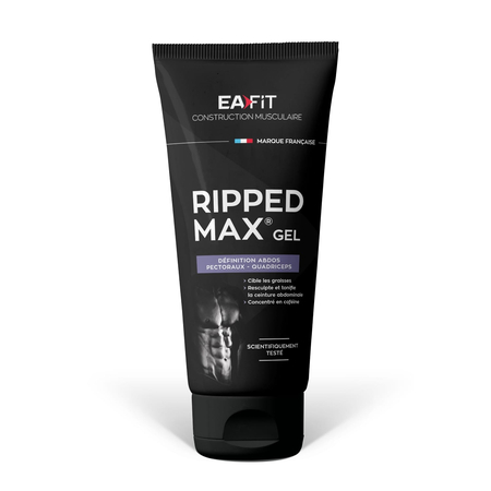 Ripped Max Gel abdos - 200 ml - Eafit