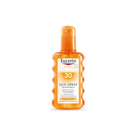 Sun spray transparent SPF30 en 200 ml