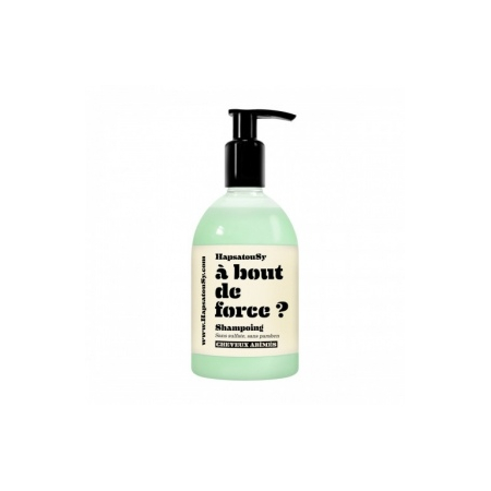 Shampoing A bout de force - 250 ml - HapsatouSy