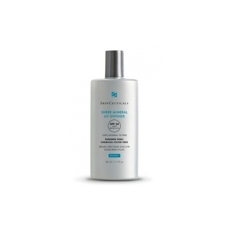 Sheer Mineral UV Defense SPF50 - 50 ml - Skinceuticals