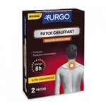 Patch chauffant torticolis et tensions musculaires - 2 patchs
