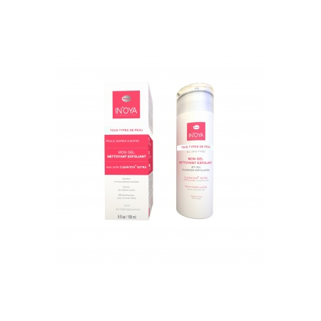 Gel exfoliant nettoyant - 150 ml - In'Oya