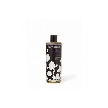Huile Apaisante Lazy Cow Bain et Corps - 100 ml - COWSHED