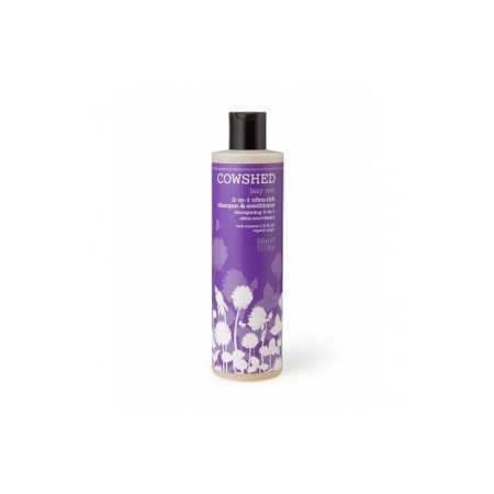 Shampoing 2en1 lazy cow ultra nourrissant - 300 ml