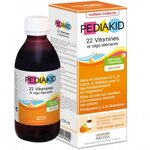 Pediakid 22 Vitamines & Oligo-Elements - 250 ml