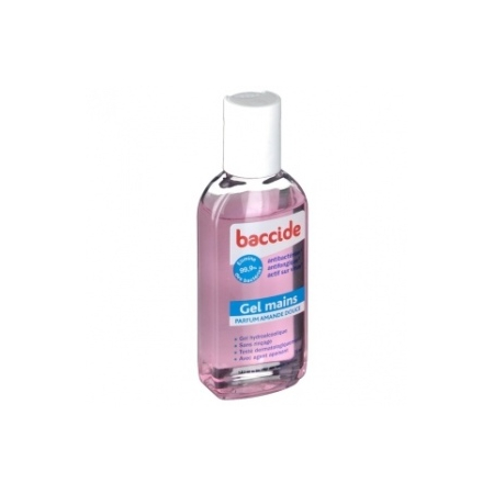 Baccide Gel mains parfum amande douce - 30 ml
