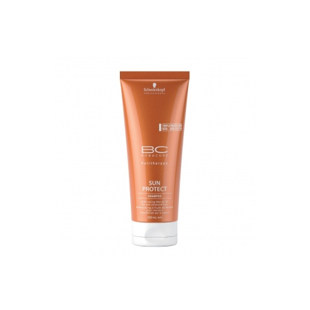 Shampoing Sun Protect  Bonacure Schwarzkopf Professional 200ml
