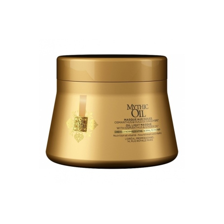Masque Cheveux Normaux a  Fins Mythic Oil 200ml
