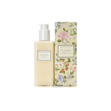 Summer Hill Lotion pour le corps - 200 ml - Crabtree & Evelyn