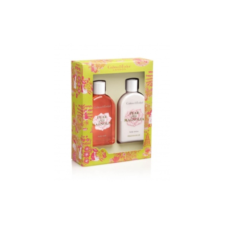 Coffret Soins du corps Pear and Pink Magnolia - Crabtree & Evelyn