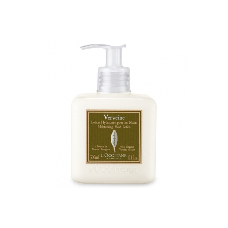 Lotion hydratante mains verveine - 300 ml