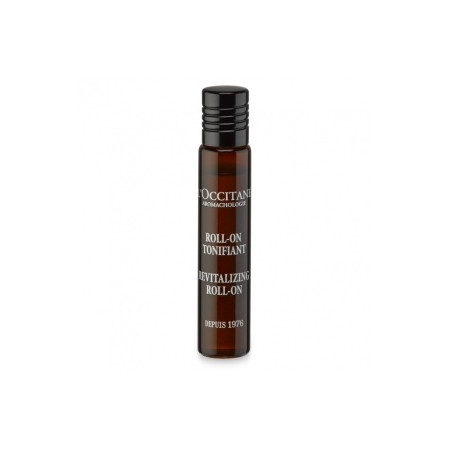 Roll-on tonifiant aromachologie - 10 ml