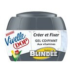 Vivelle Dop Gel coiffant fixation blindée - 150 ml