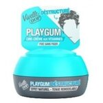 Vivelle Dop Playgum destructuré cire-crème tenue remodelable - 80 ml