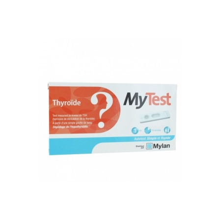 My Test auto-test thyroïde - 1 kit