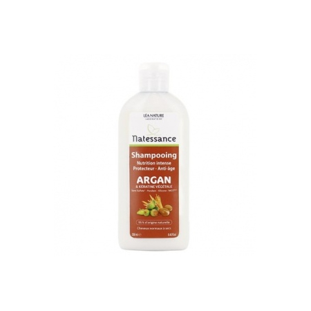 Shampooing nutrition intense argan - 250 ml - Natessance