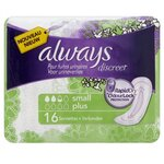 Discreet Small Plus - 16 serviettes