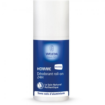Déodorant Roll-on Homme - 50 ml - Weleda