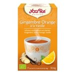 Infusion Gingembre Orange bio - 17 sachets