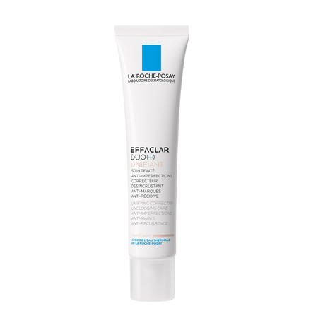 Effaclar Duo (+) Unifiant - Soin anti-imperfections - Teinte Light - La Roche Posay