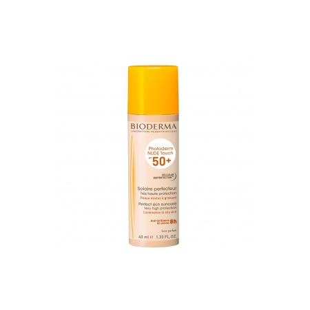 Photoderm Nude Teinté - 40 ml - Bioderma