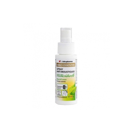 Spray Corps Anti-moustiques - 60 ml - Arkopharma