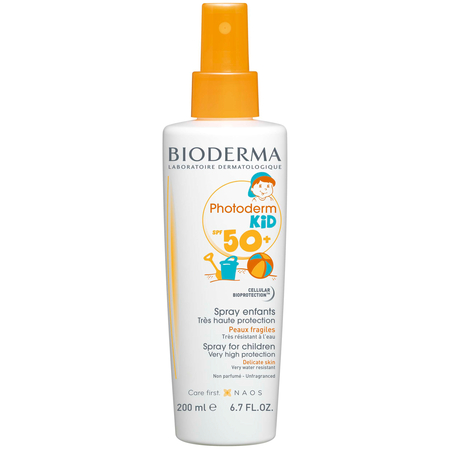 Photoderm Kid SPF50+ Spray Nouvelle Formule - 200 ml - Bioderma