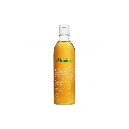 Shampooing lavages fréquents bio - 200ml - Melvita