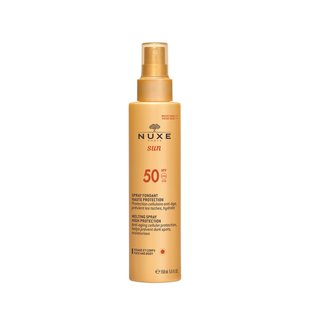 Sun - Spray fondant protection SPF50 - 150 ml - Nuxe