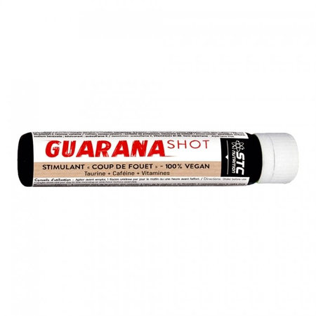 Guarana Shot - Unidose 25 ml - STC Nutrition