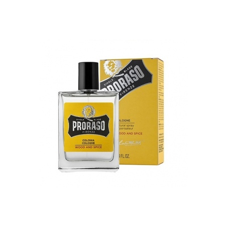 Baume à barbe - Wood and Spice - Proraso