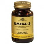 Complément alimentaire Omega 3 - 30 capsules