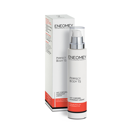 Perfect Body 15 Lait corporel hydratant lissant - 150 ml - Eneomey
