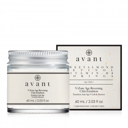 Émulsion anti-âge V-lift & menton - 60 ml - Avant Skincare