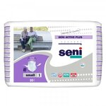 Active Plus - Taille Small - Carton 80 slips absorbants