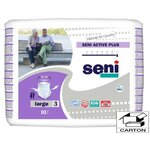 Active Plus - Taille Large - Carton 80 slips absorbants