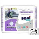 Active Plus - Taille Extra Large - Carton 80 slips absorbants