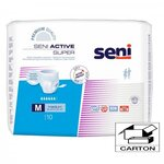 Active Super - Taille Medium - Carton 80 slips absorbants