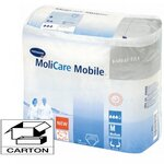MoliCare Mobile - Taille M - Carton 56 slips absorbants