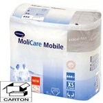 MoliCare Mobile - Taille XS - Carton 56 slips absorbants