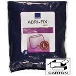 Abri-Fix Pants Extensible - Taille L - Carton 100 slips de maintien