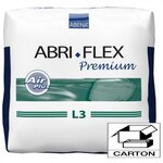 Abri-Flex Premium Airplus - L3 - Carton 84 culottes absorbantes