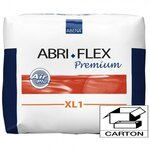 Abri-Flex Premium Airplus - XL1 - Carton 84 culottes absorbantes