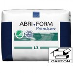 Abri-Form Premium - L3 - Carton 80 changes complets