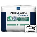 Abri-Form Premium - L4 - Carton 48 changes complets