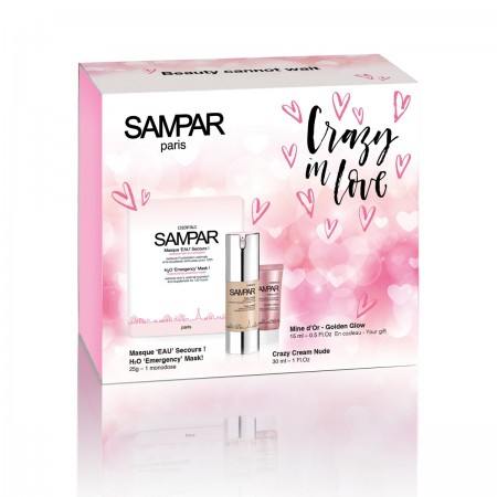 Coffret Crazy in Love - 3 produits - Sampar