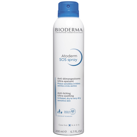 Atoderm SOS Spray - 200 ml - Bioderma